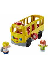 Fisher Price Little People Autobús Siéntate Conmigo FKX01