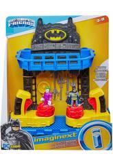 Imaginext Batcave de Bataille Mattel FKW12
