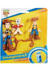Imaginext Toy Story 4 Figurine de Base Mattel GBG89
