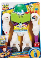 Imaginext Toy Story 4 Robô Buzz Lightyear Mattel GBG65