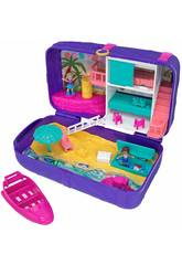 Polly Pocket Sac à Dos Vacances à La Plage Mattel FRY40