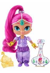Shimmer and Shine Boneca Shimmer 15 cm. Mattel DLH55