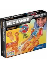 Geomag Mechanics Challenge Canon Magnétique 95 Pièces