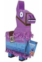 Fortnite Llama Piñata con Figura de 10 cm. y Accesorios