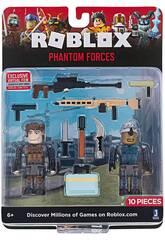 RobloxGame Pack Figurines avec des Accesoires