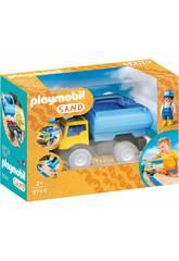 Playmobil Camión Cisterna 9144