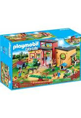 Playmobil Hotel d'Animaux de Compagnie 9275