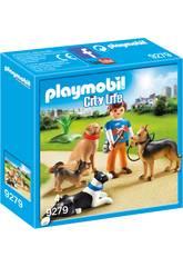 Playmobil Adiestrador de Perros 9279