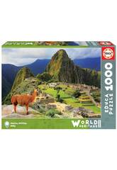 Puzzle 1000 Pièces Machu Picchu Educa 17999