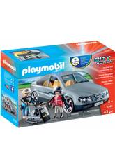 Playmobil City Action Agenti in borghese 9361