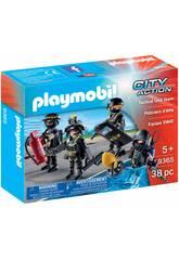 Playmobil Équipe des Forces Spéciales 9365