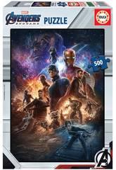 Puzzle 500 Avengers Endgame Educa 17989