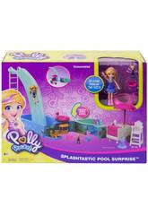 Polly Pocket Super Piscine de Polly Mattel FTP75