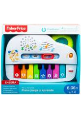 Fisher Price Piano Joga e Aprende Mattel GFK00