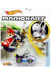 Hot Wheels MarioKart Vehículo Mattel GBG25