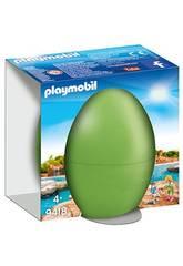 Gardienne de Phoques Playmobil 9418