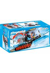 Playmobil Quitanieves 9500