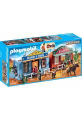 Playmobil Mitnehm-Westerncity 70012
