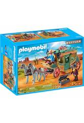 Playmobil Westernkutsche 70013
