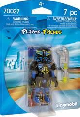 Playmobil Agent Spatial avec Arme 70027