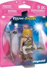 Playmobil Estrella de Rock 70031