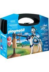 Playmobil Mallette d'Entrainement par Chevaux 70106