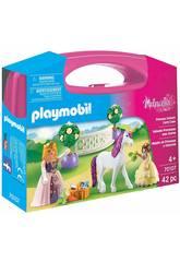 Playmobil Valigetta delle Principesse e Unicorno 70107