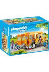 Playmobil Autobus Scolaire Adapté 9419