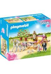 Playmobil Carruaje Nupcial 9427