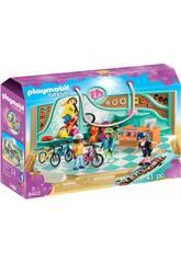 Playmobil Magasin de Vélos et Skate 9402