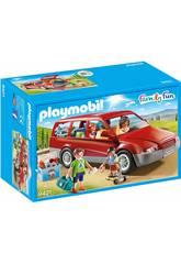 Playmobil Coche Familiar 9421