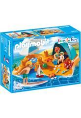 Playmobil Famille à la plage 9525