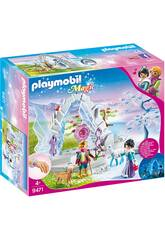 Playmobil Magic Portale del Mondo dei Ghiacci 9471