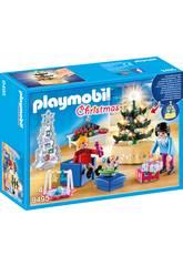 Playmobil Habitación Navideña 9495