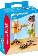 Playmobil Diseñadora 9437