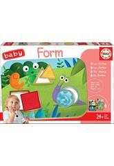 Baby Forms Educa 18121