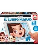 Educa Touch Junior Cuerpo Humano Educa 16990