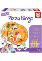 Pizza Bingo Educa 18127