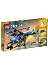 Lego Creator Helicóptero de Doble Hélice 31096