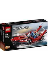 Lego Technic 2 en 1 Bateau de Compétition 42089
