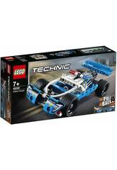 Lego Technic Voiture de Police 42091