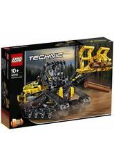 Lego Technic 2 en 1 Chargeuse avec Chenilles 42094
