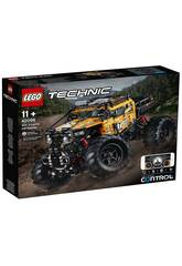 Lego Technic Todoterreno Radical 4x4 42099