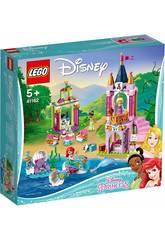 Lego Princesas Celebración Real de Ariel, Aurora y Tiana 41162