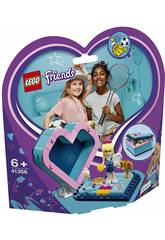 Lego Friends Caixa Coração da Stephanie 41356