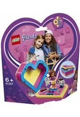Lego Friends Scatola del Cuore di Olivia 41357
