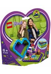 Lego friends Mias Herzbox 41358