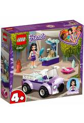 Lego Friends Clinique Vétérinaire Mobile de Emma 41360