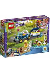 Lego Friends Buggy y Remolque de Stephanie 41364