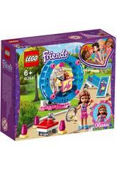 Lego Friends Parc du Hamster de Olivia 41383
